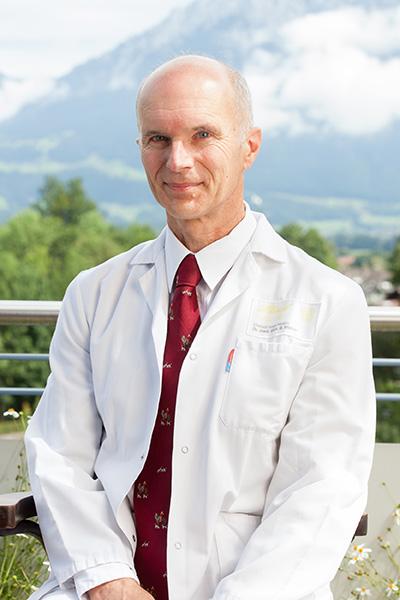 Dr. med. Bernhard Weber