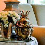 Suite Bayern - Frosch Skulptur